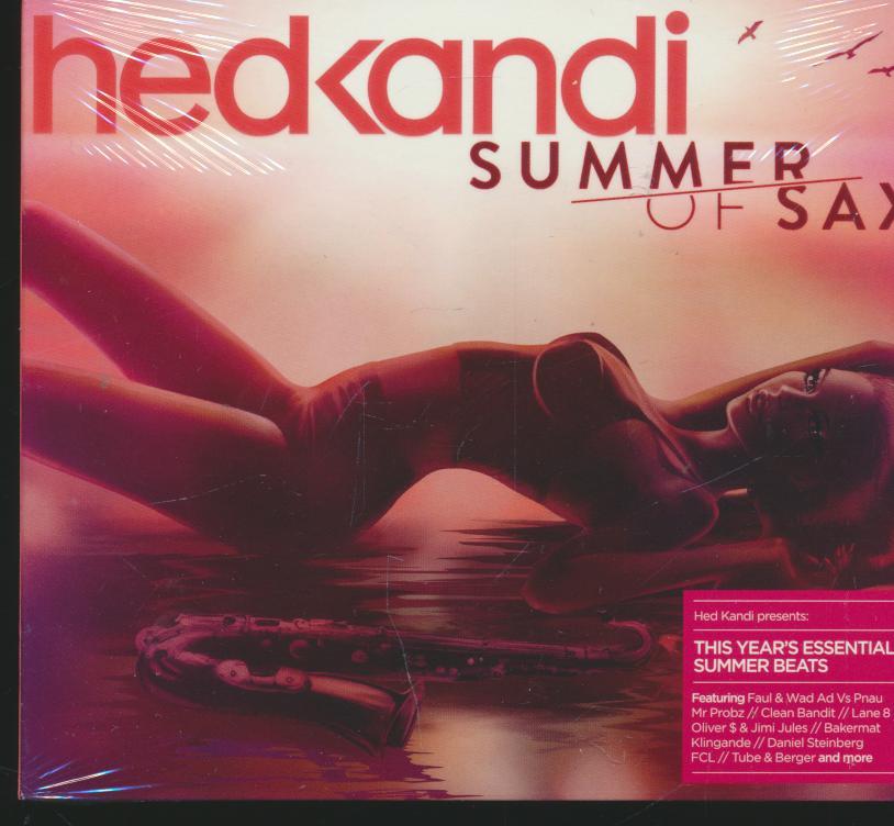 HED KANDI SUMMER OF SAX - supershop.sk