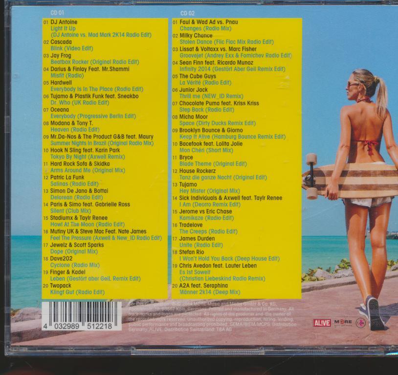 Various - Juventus Mix Vol.2000
