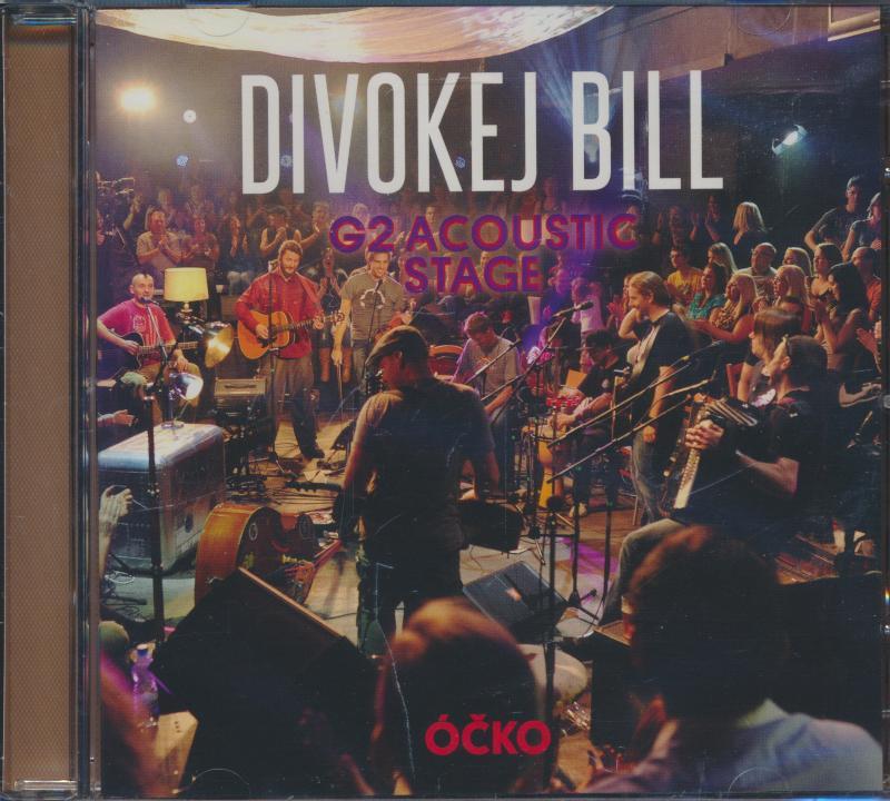 Cd+dvd Divokej Bill - G2 Acoustic Stage ☆ SUPERSHOP ☆ tvoj obchod ... 45f39a91d51