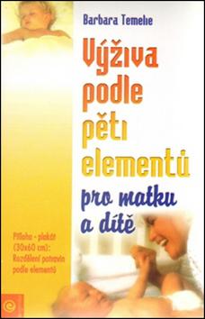 Výživa podle pěti elementů pro matku a dítě - supershop.sk