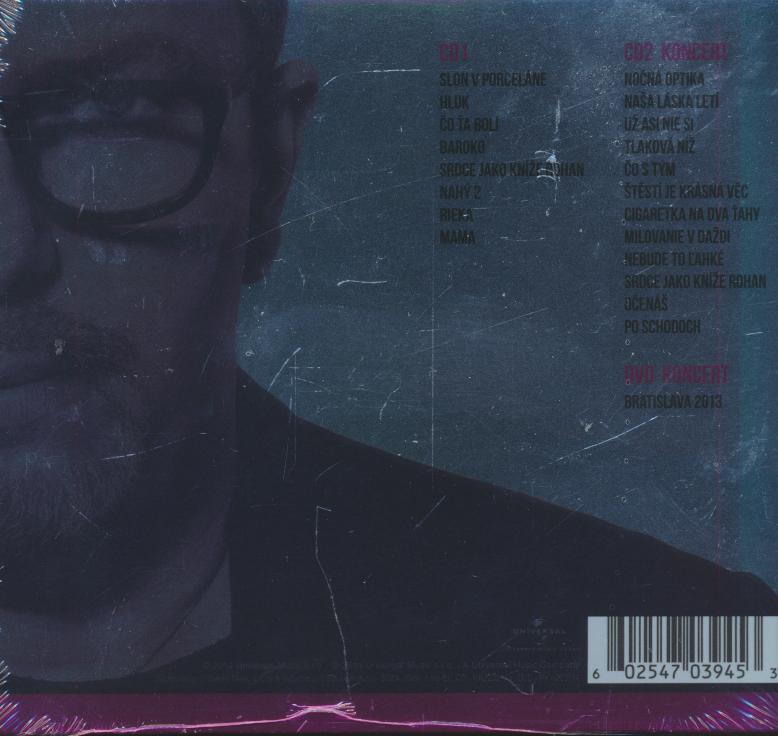 HLASY 2 [2CD+DVD] - supershop.sk
