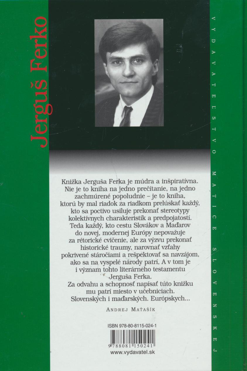 Maďarské sebaklamy [SK] - suprshop.cz