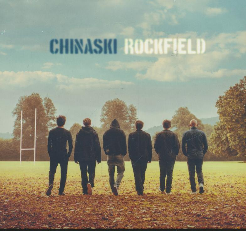 CD - Rockfield - Chinaski - suprshop.cz