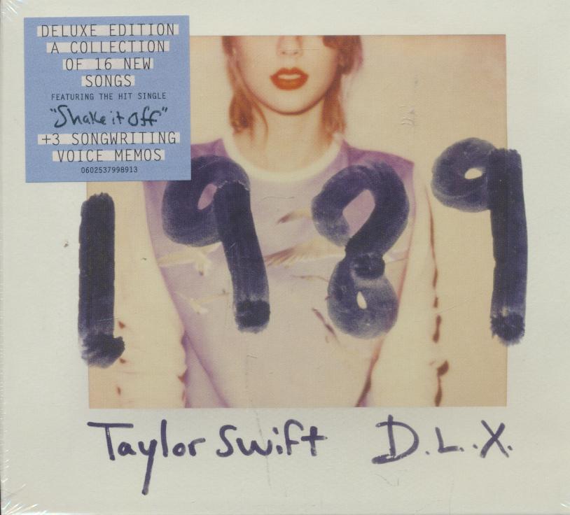 1989 (13+6 TRAX , DELUXE EDITION) - supershop.sk
