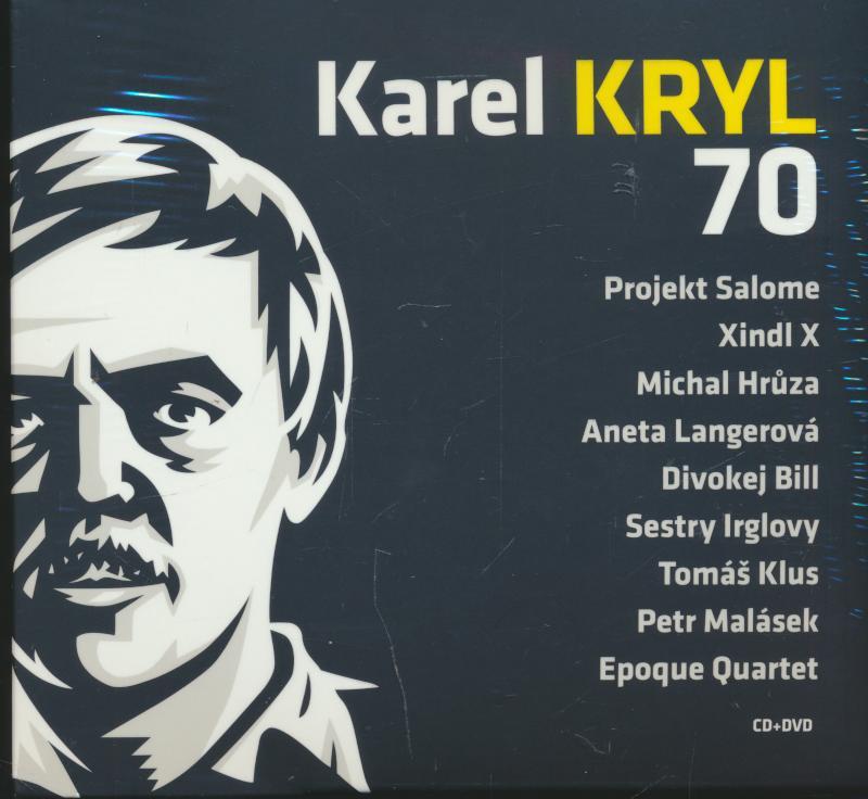 KAREL KRYL 70 - KONCERT - PRAZSKA LUCERNA - supershop.sk