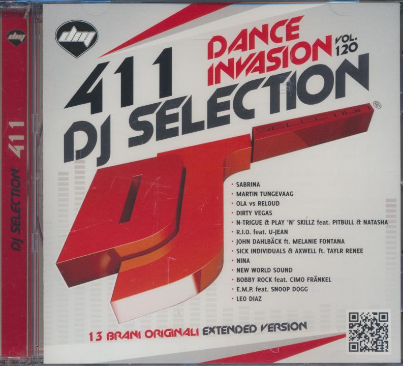 Various - DJ Selection 385: Dance Invasion Vol.108