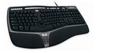 Microsoft Natural Ergonomic Keyboard 4000, CZ - suprshop.cz