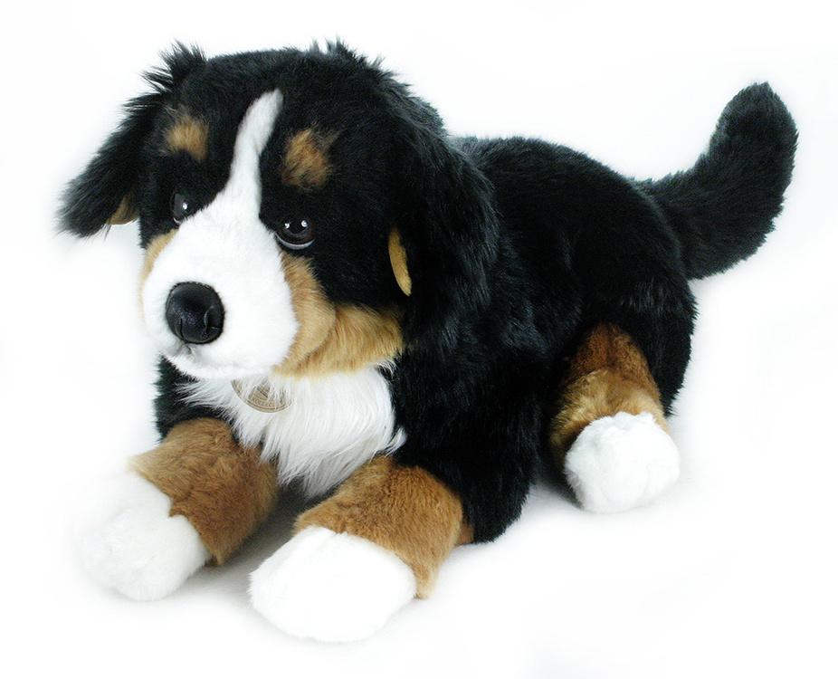 Plyšový pes salašnický ležící, 61 cm - supershop.sk