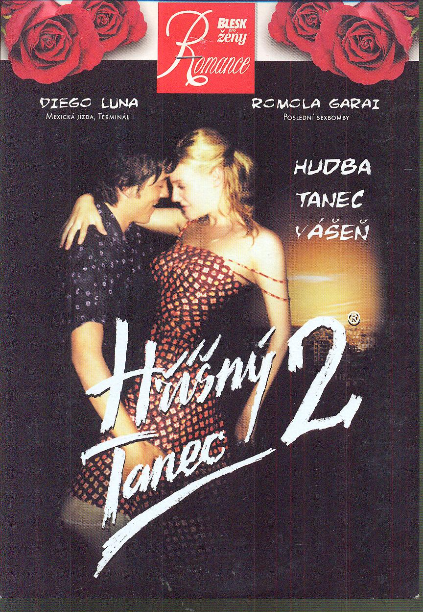 Hriešny Tanec 2 (Havana Nights: Dirty Dancing 2) DVD - supershop.sk