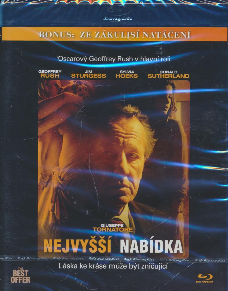 NEJVYSSI NABIDKA [2013] [BLURAY] - suprshop.cz