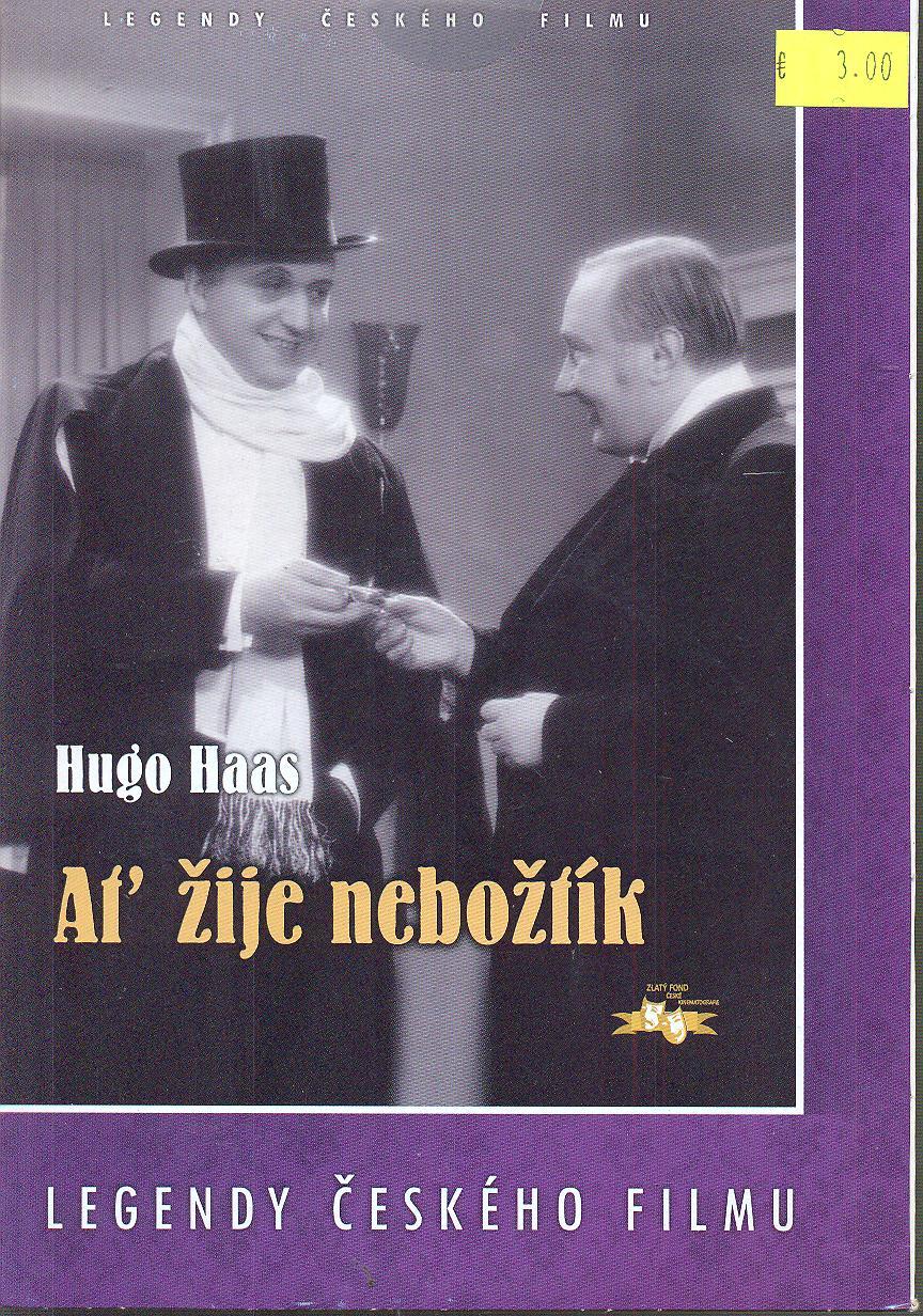Ať žije nebožtík DVD - suprshop.cz