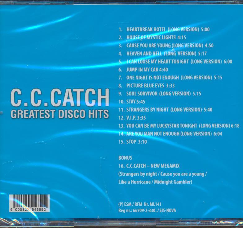 GREATEST DISCO HITS (CD) - supermusic.sk