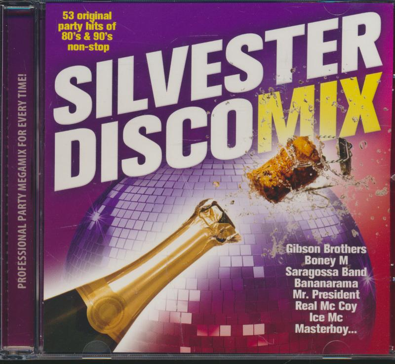 SILVERSTER PARTY MIX - supermusic.sk