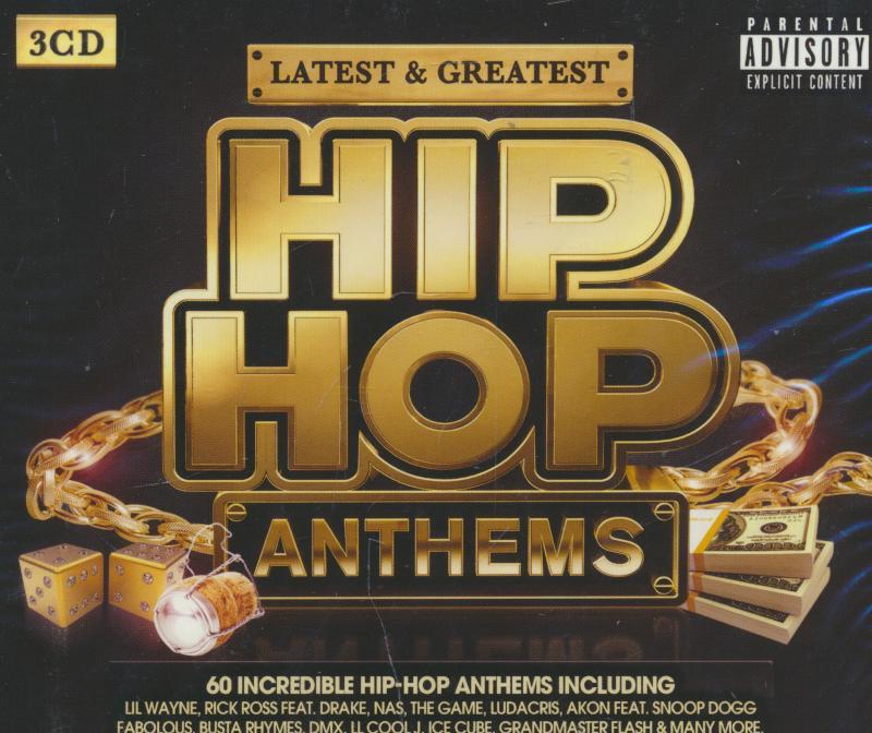 Latest & Greatest - Hip Hop Anthem - supershop.sk