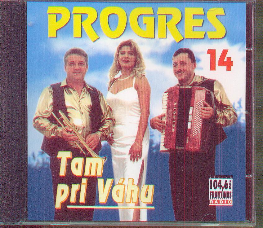 Cd Progres - 14 Tam Pri Vahu ☆ SUPERSHOP ☆ tvoj obchod ☆ cd   dvd ... b3a7822570d