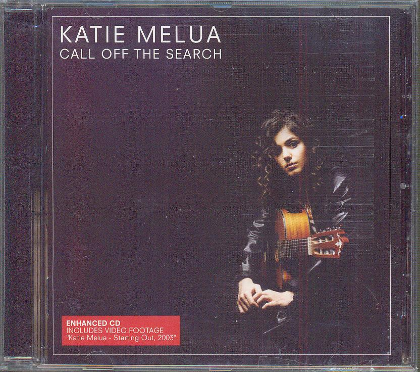 Call off the search - supermusic.sk