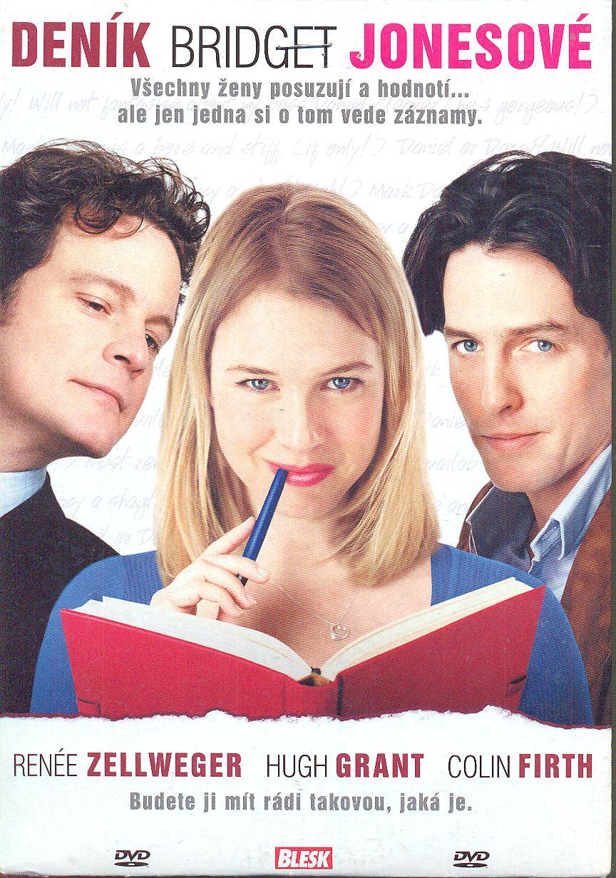 612ba022c Deník Bridget Jonesové (Bridget Jones's Diary) DVD - supershop.sk