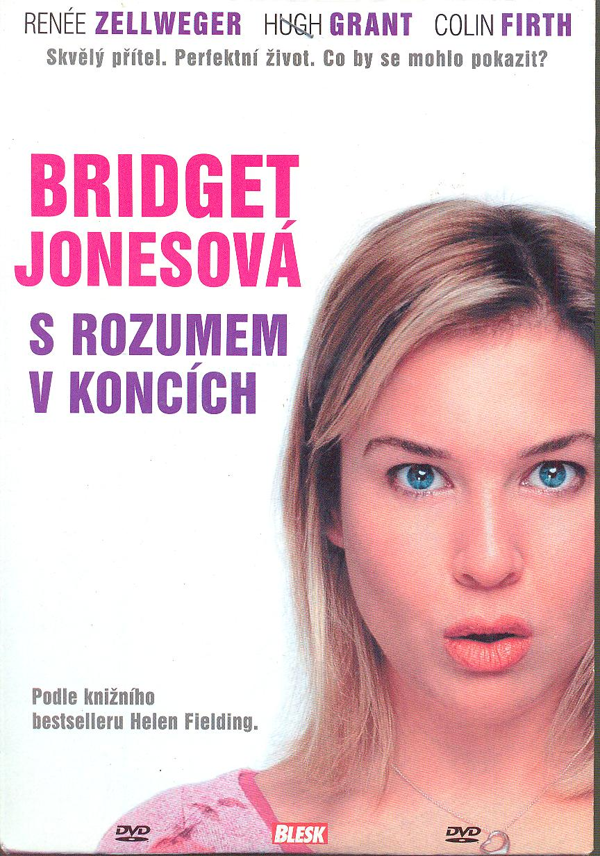 Bridget Jonesová - S rozumem v koncích (Bridget Jones: The Edge of Reason) DVD - suprshop.cz