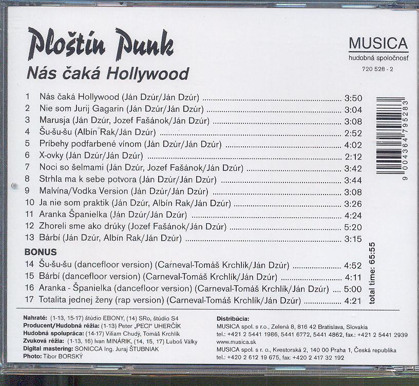 NAS CAKA HOLLYWOOD - supermusic.sk
