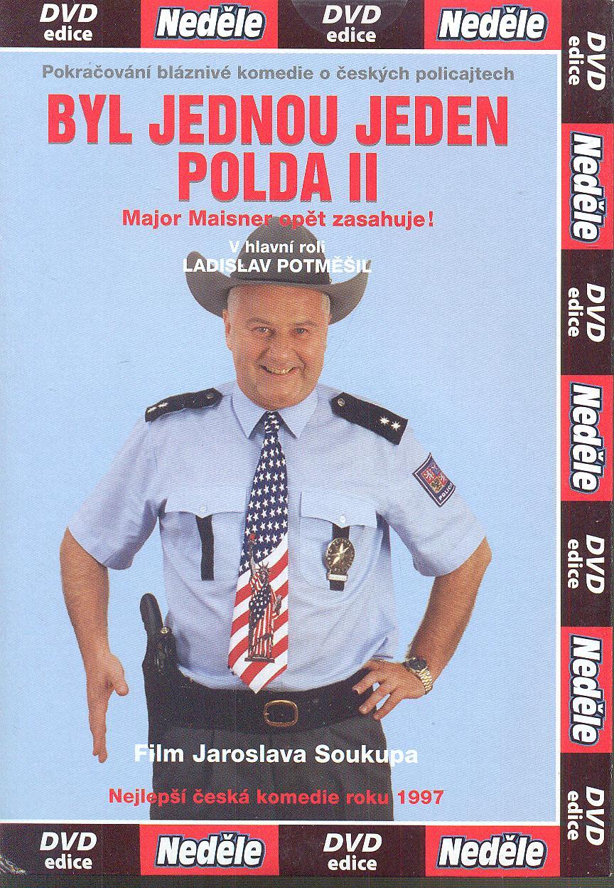 Byl jednou jeden polda II. (Major Maisner opät zasahuje) DVD - supershop.sk