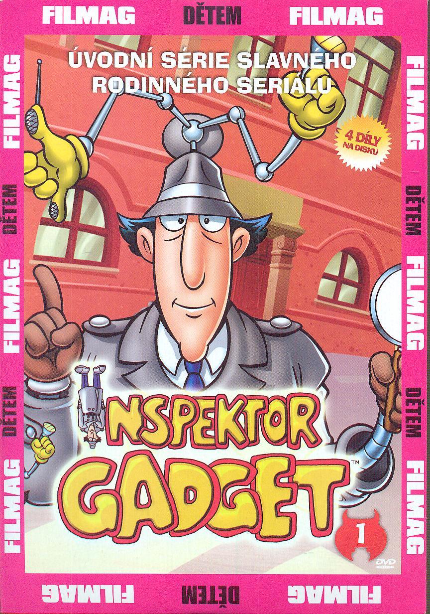 Inspektor Gadget 1 (Inspector Gadget) - supershop.sk