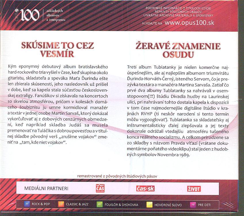 SKUSIME TO CEZ VESMIR/ZERAVE Z - supermusic.sk
