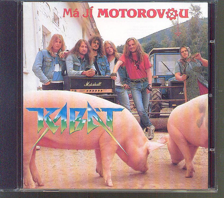Cd Kabat - Ma Ji Motorovou ☆ SUPRSHOP ☆ tvůj obchod cd   dvd 322d96f5502