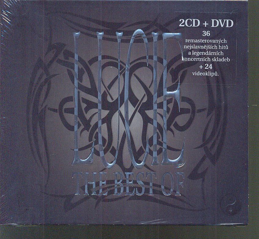 Cd+dvd Lucie - Best Of  2cd+dvd  ☆ SUPERSHOP ☆ tvoj obchod ☆ cd ... c5deb7ad097