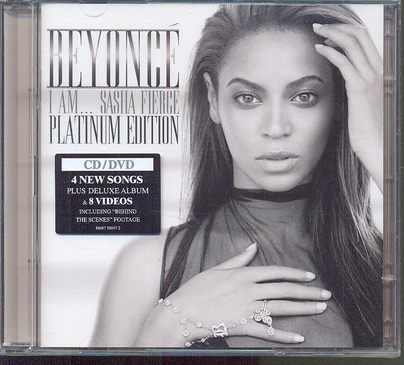 Cd Beyonce - I Am...sasha Fierce -cd+dvd- ☆ SUPERSHOP ☆ tvoj ... 57c6329a3d3