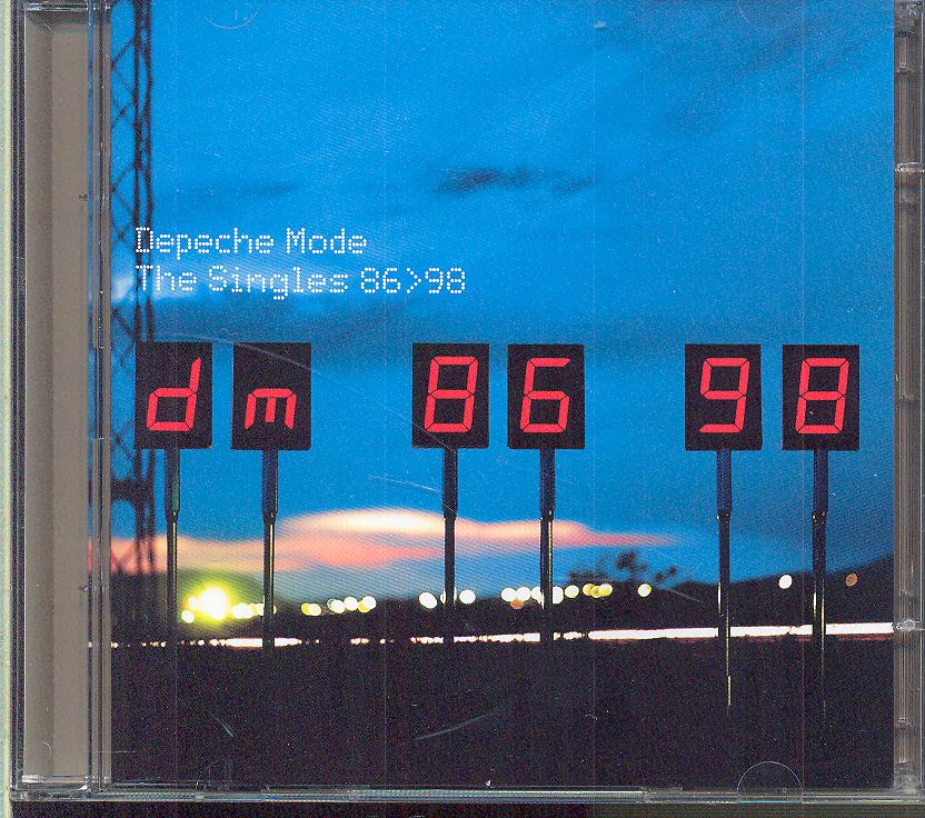 THE SINGLES 86-98 - supermusic.sk