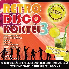 RETRO DISCO COCKTAIL 3 - supermusic.sk