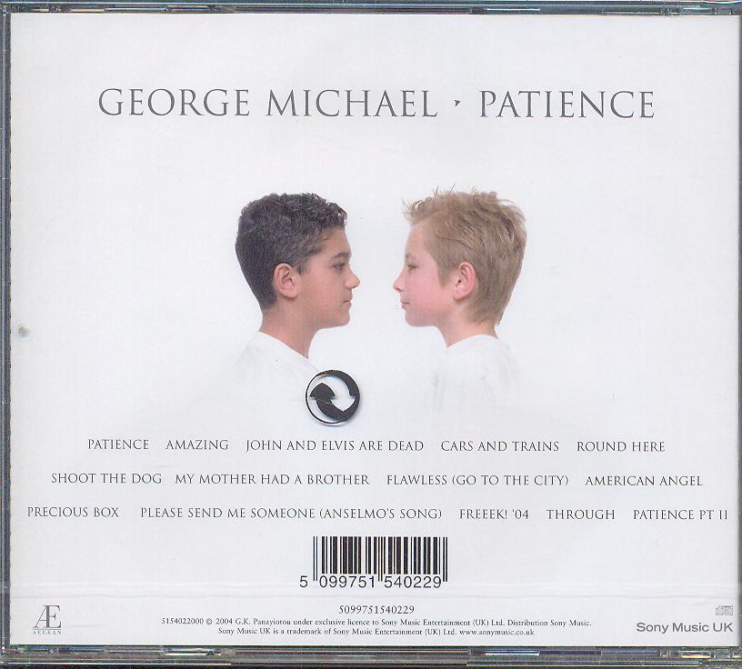 PATIENCE - supermusic.sk