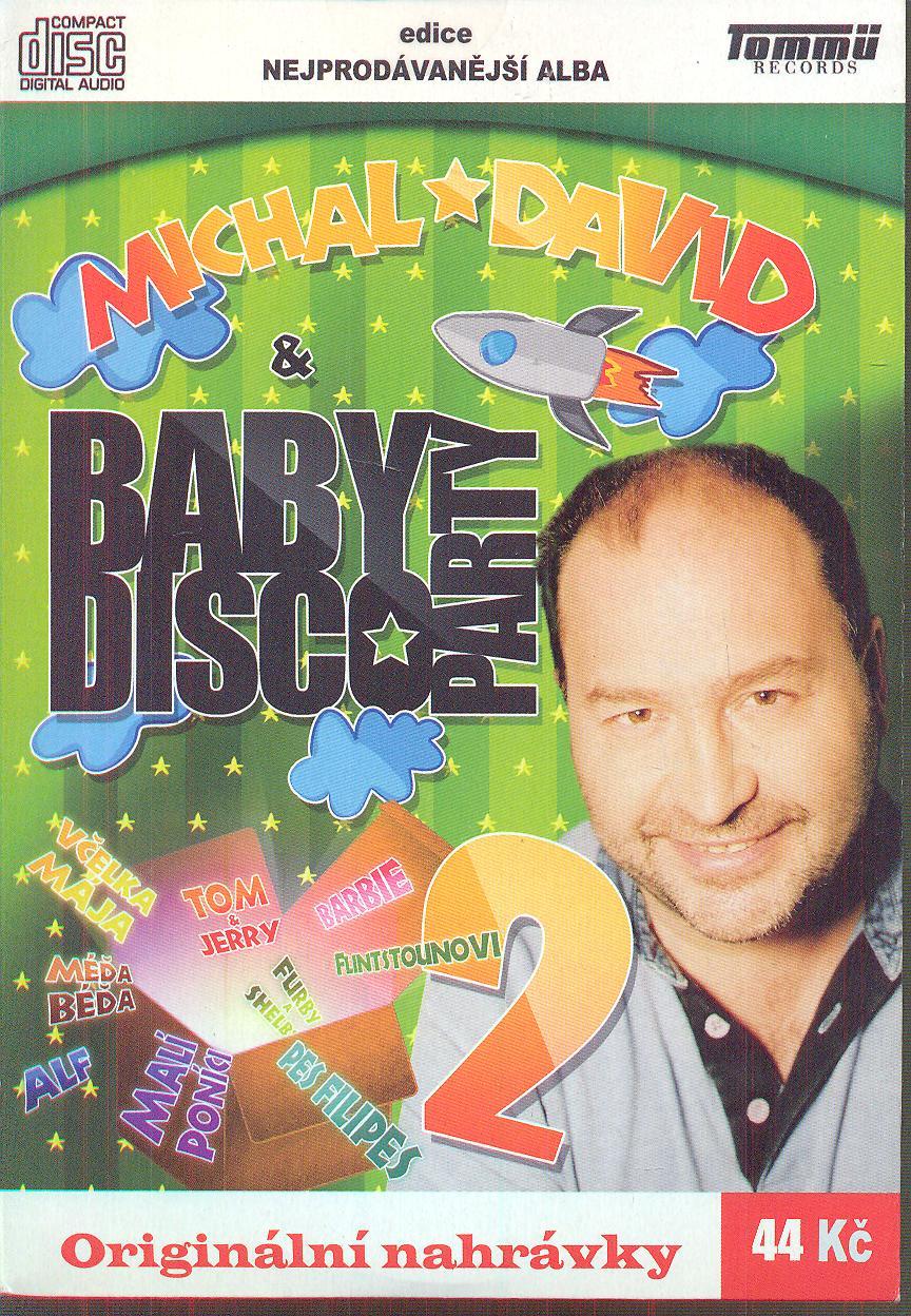 BABY DISCO PARTY 2 [Smolouve] - supershop.sk