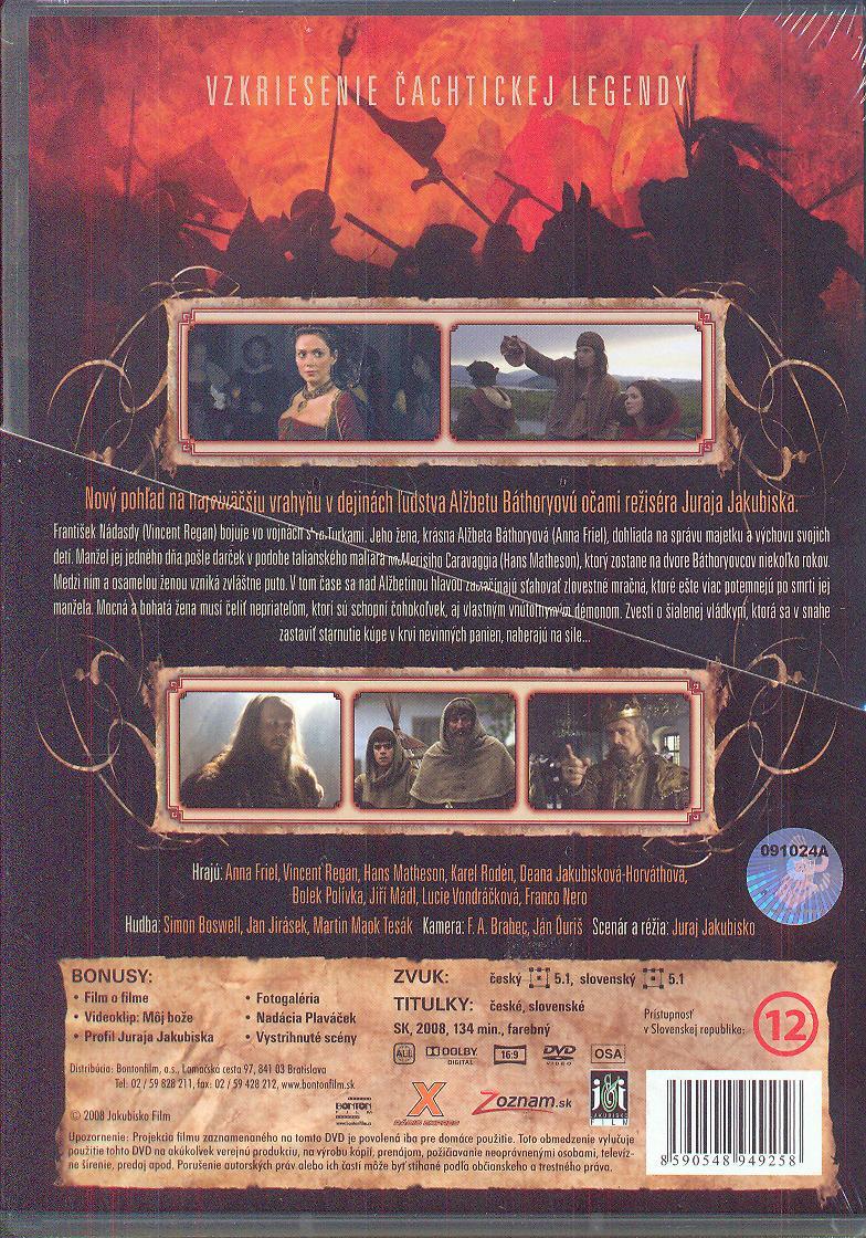 Bathory DVD - supershop.sk
