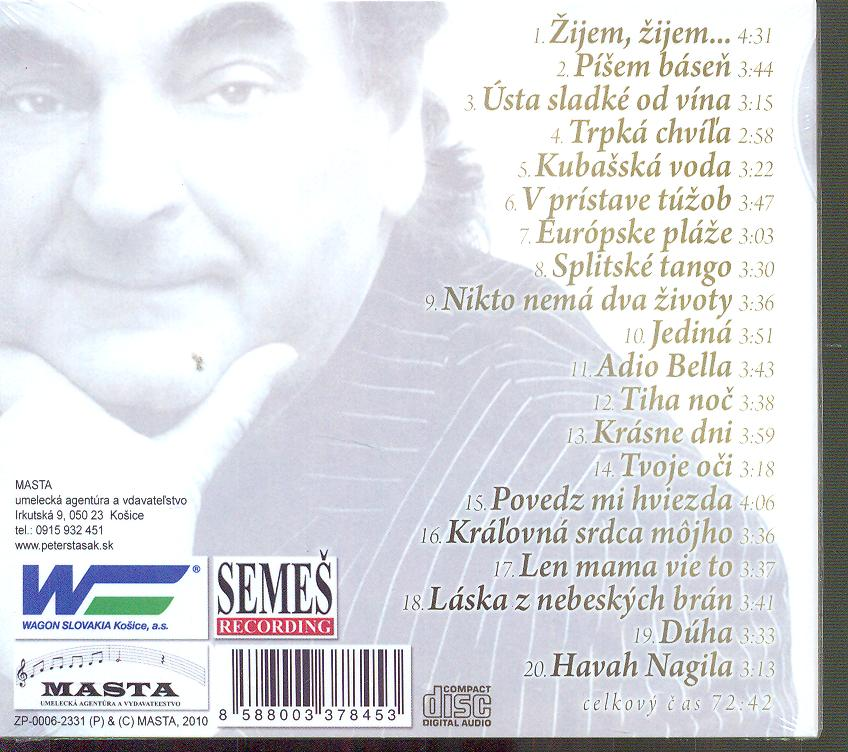 ZLATY VYBER 1 - supermusic.sk