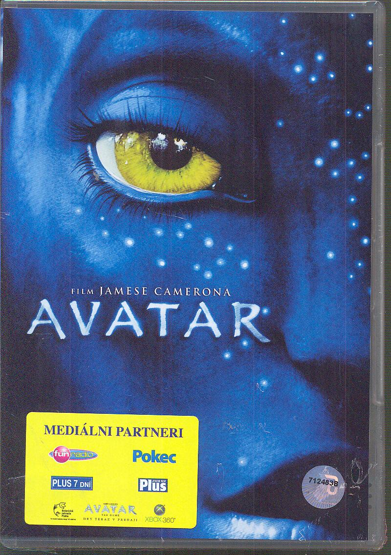 MICROSOFT DVD AVATAR - supershop.sk