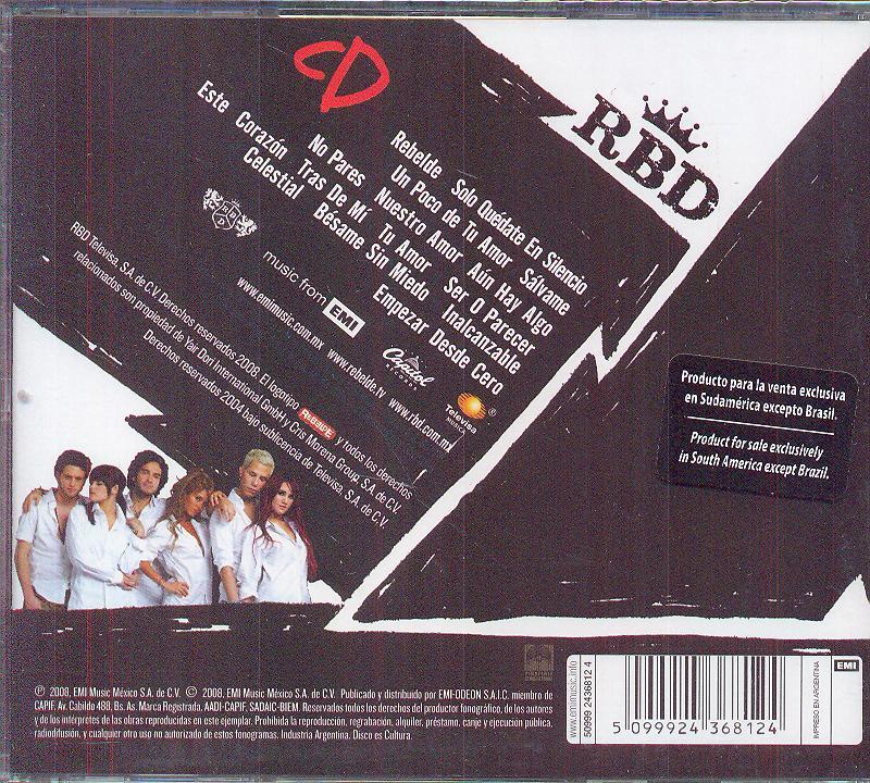 RBD - BEST OF