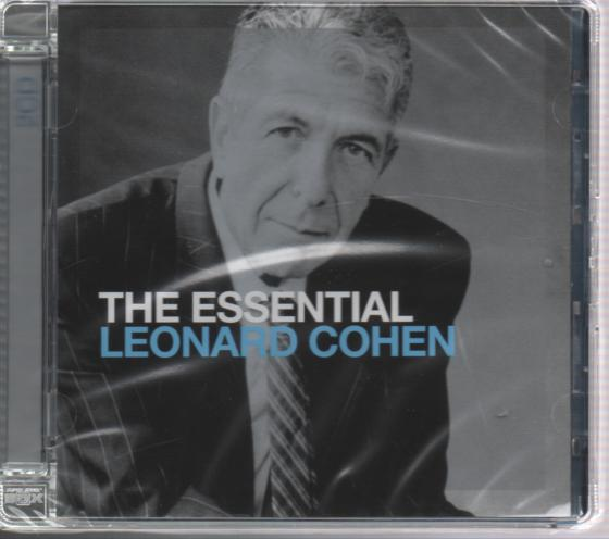 ESSENTIAL LEONARD COHEN - supermusic.sk