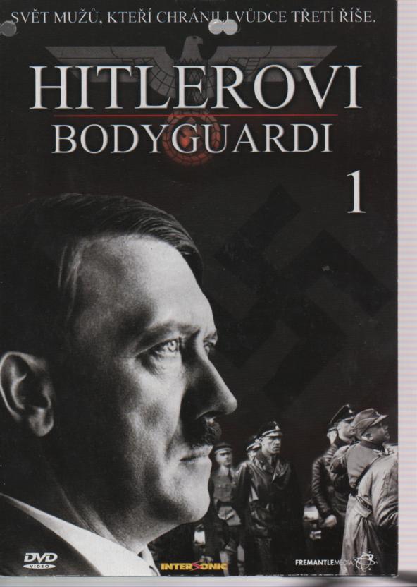 Hitlerovi bodyguardi 1 (Hitler´s Bodyguard) DVD - suprshop.cz