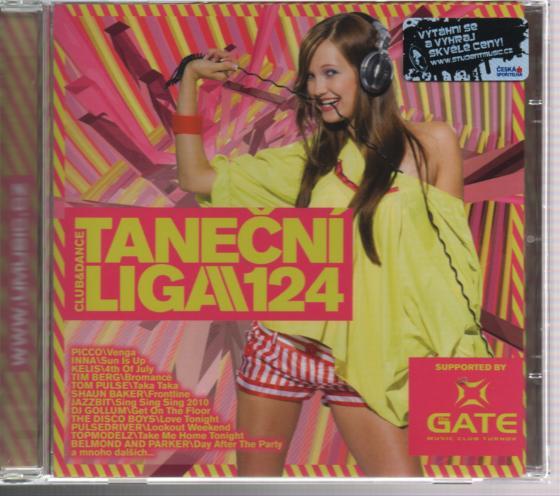 Various - Taneční Liga 23