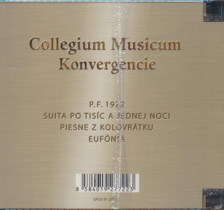 KONVERGENCIE [R] - supermusic.sk