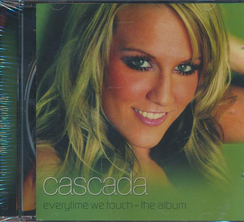 Cd Cascada - Everytime We Touch ☆ SUPERSHOP ☆ tvoj obchod ☆ cd ... f0d21bc7cee