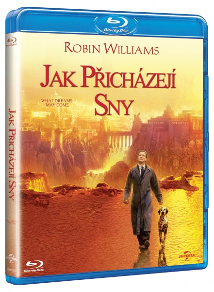 JAK PRICHAZEJI SNY [BLURAY] - suprshop.cz