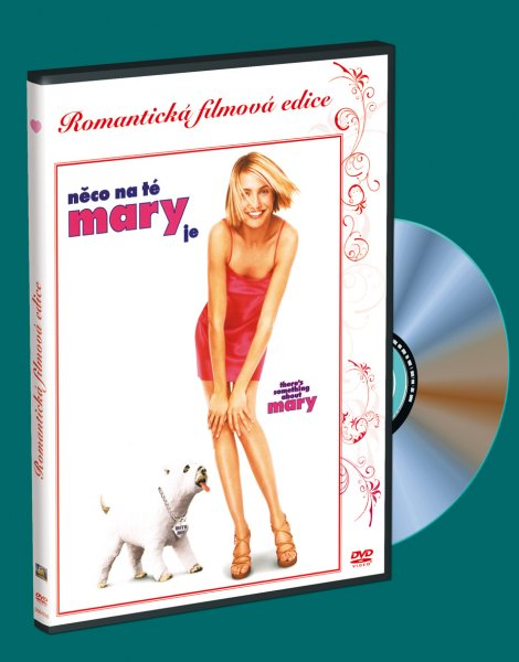 Něco na té Mary je / There's Something About Mary - Žánrová edice - Romantické - suprshop.cz