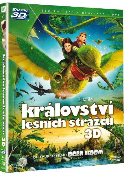 Království lesních strážců / Epic [BLURAY] - suprshop.cz