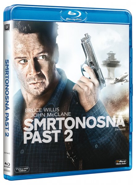 SMRTONOSNA PAST 2 [BLURAY] - supershop.sk