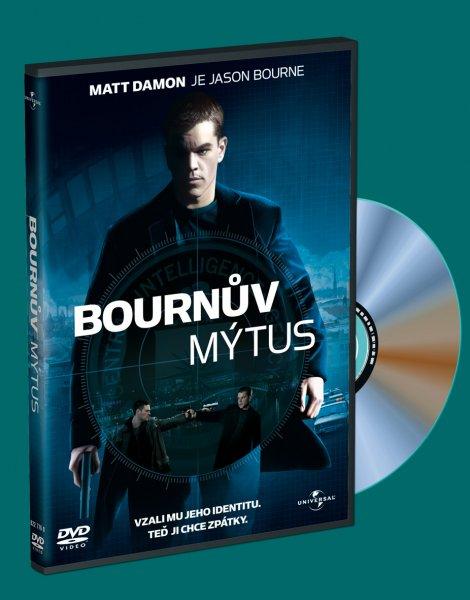 Bourneův mýtus / Bourne Supremacy - suprshop.cz