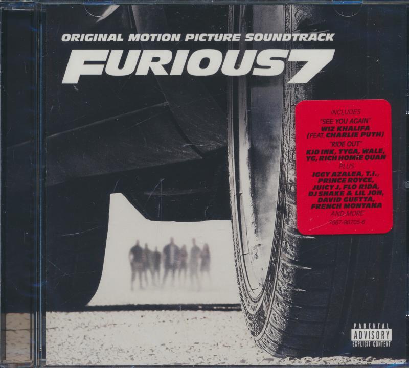FURIOUS 7 - supermusic.sk