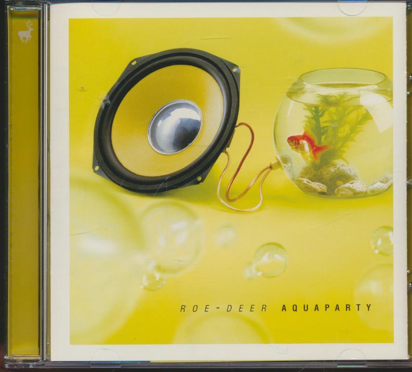 Cd Roe-deer - Aquaparty ☆ SUPERSHOP ☆ tvoj obchod ☆ cd   dvd ... ceb330447ad