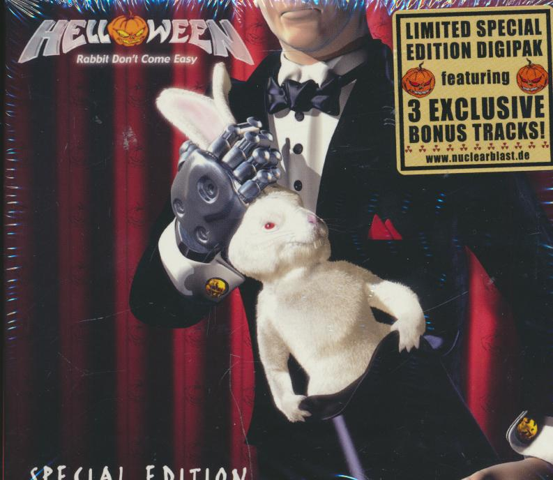 RABBIT DON'T COME EASY SPECIAL EDITION - suprshop.cz